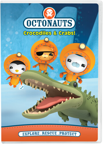 Octonauts, Crocodiles & Crabs