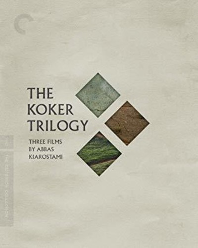 The Koker Trilogy (Criterion Collection)
