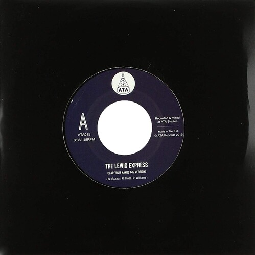 Clap Your Hands (45 Version) /  Stomp Your Feet (45 Version)