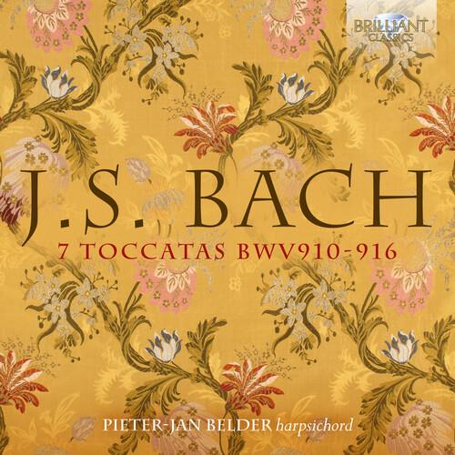 7 Toccatas BWV 910-916