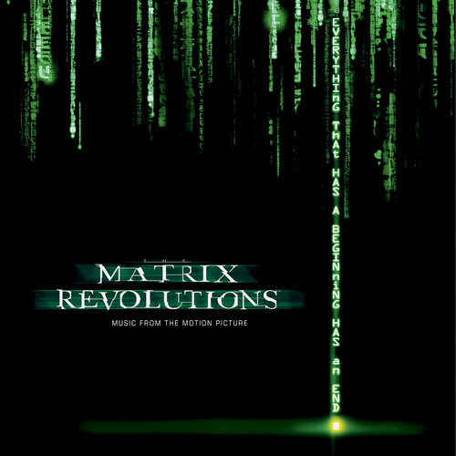 Matrix Revolutions (Music From Motion Picture Soundtrack)