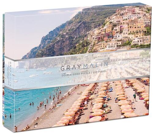 - Gray Malin Italy 2-Sided 500 Piece Puzzle