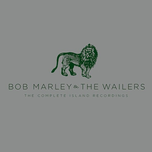 Bob Marley & The Wailers - The Complete Island Recordings [11LP Box Set]