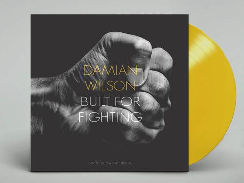 Built For Fighting (Transparent Yellow Vinyl)