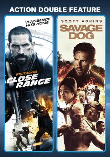 Close Range /  Savage Dog (Scott Adkins Double Feature)