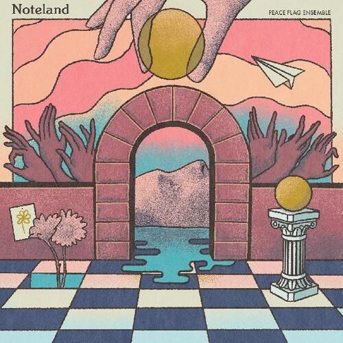 Peace Flag Ensemble - Noteland
