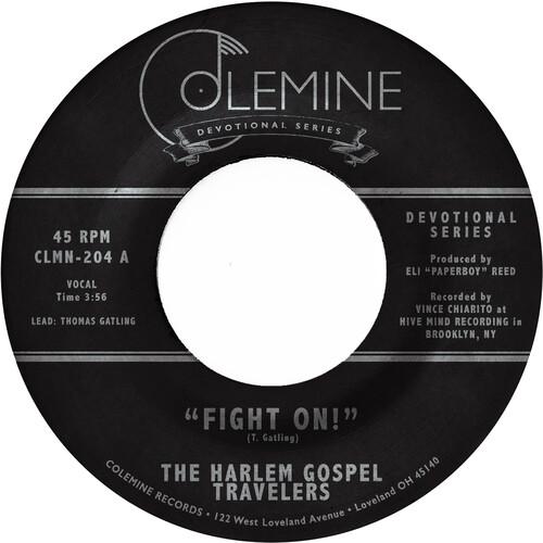 Harlem Gospel Travelers - Fight On! (Clear Vinyl) [Colored Vinyl] [Clear Vinyl]