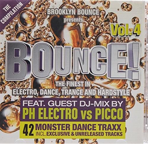Vol. 4-Bounce [Import]