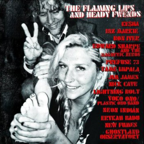Flaming Lips & Heady Fwends [Import]