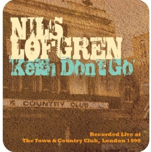 Keith Don't Go: Live at T&C [Import]