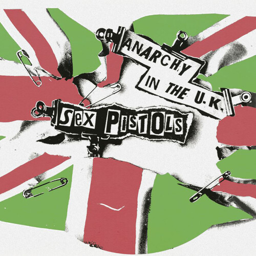 Sex Pistols - Anarchy In The U.k. - The Uk & Us Singles