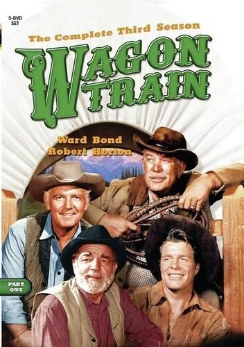 Wagon Train: The Complete Third Season