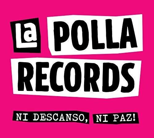 La Polla Records: Ni Descanso Ni Paz /  Various [Import]