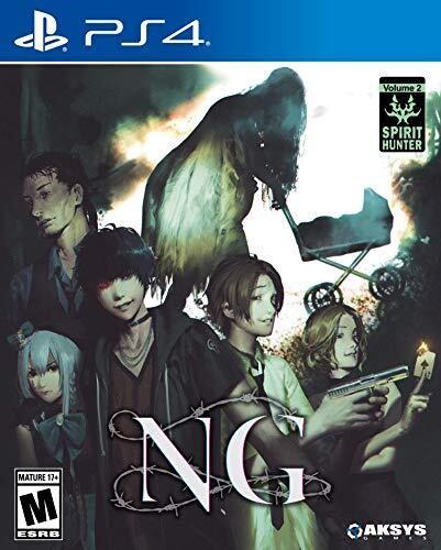 Spirit Hunter NG for PlayStation 4
