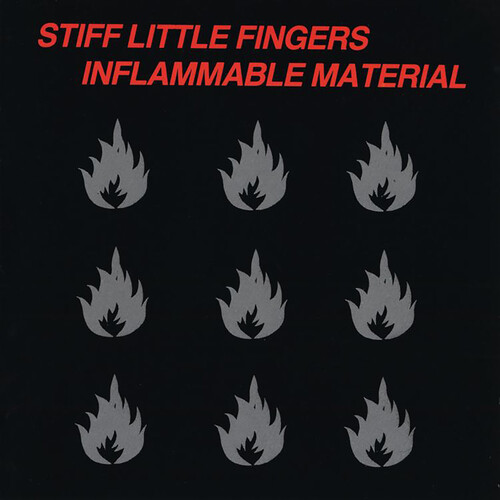 Stiff Little Fingers - Inflammable Material [Rocktober 2019 LP]