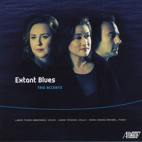 Extant Blues Trio Accento
