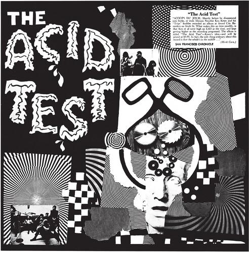 The Acid Test (Pink Vinyl)