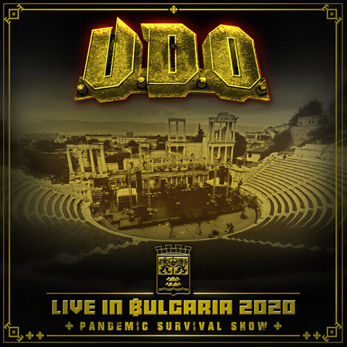Live in Bulgaria 2020 - Pandemic Survival Show (BluRay & 2 CD)