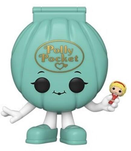 POLLY POCKET- POLLY POCKET SHELL