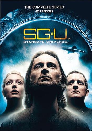 SGU: Stargate Universe: The Complete Series
