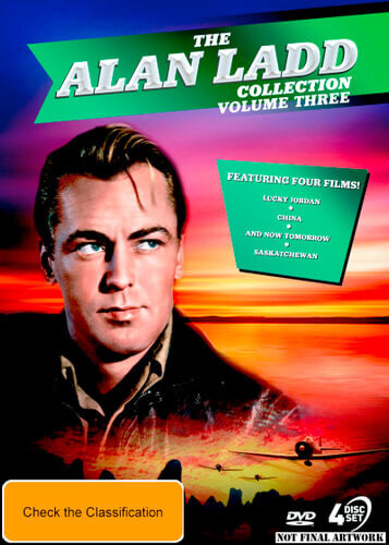 The Alan Ladd Collection, Volume Three [Import]