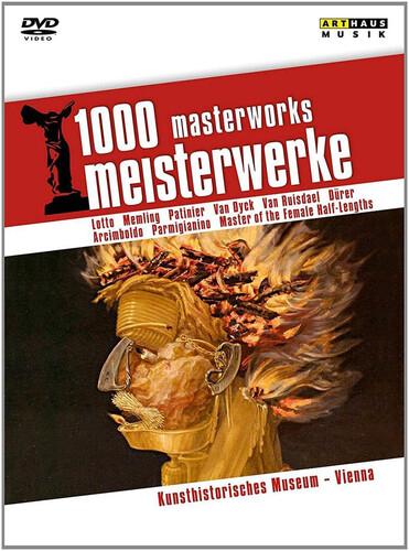 1000 Masterworks: Kunsthistorisches Museum Vienna