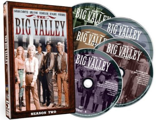 The Big Valley: Season Two