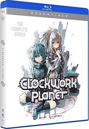 Clockwork Planet: Complete Series