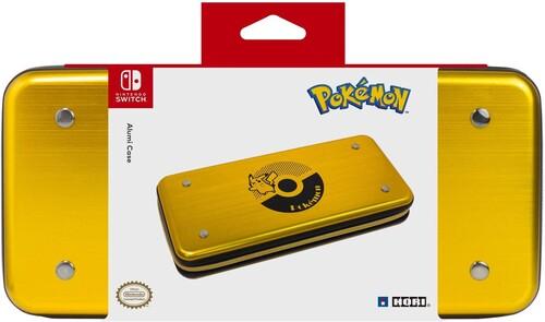 - HORI Alumicase - Pikachu Edition