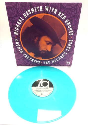 Cosmic Partners: The Mccabe's Tapes (Electric Blue 180gm Vinyl) [Import]