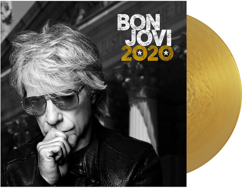Bon Jovi - 2020 [Gold 2LP]