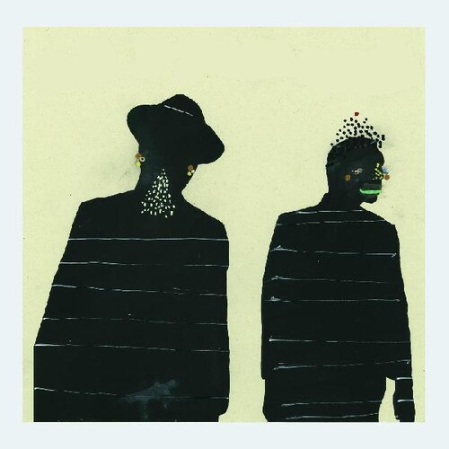 The Greyhounds - Primates [Orange LP]