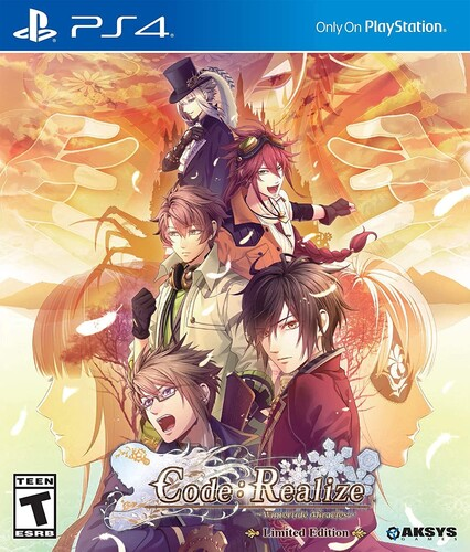 Code: Realize Wintertide Miracles Limited Edition for PlayStation 4