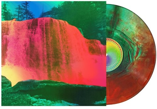 My Morning Jacket - The Waterfall II [Limited Edition Deluxe Orange/Green Splash LP]