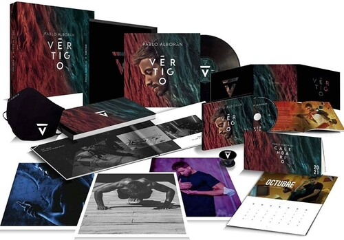 Vertigo (Deluxe LP+CD Box Set w/  Photobook, 2021 Calendar, Photos & Mask) [Import]