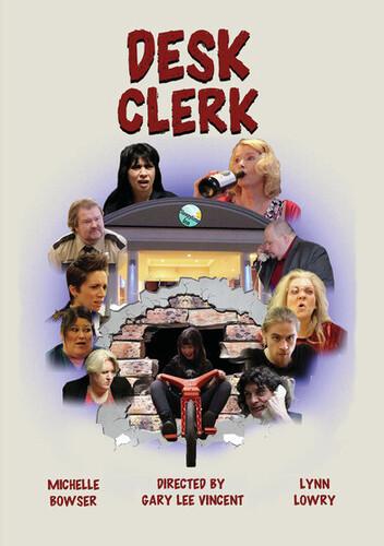 Desk Clerk