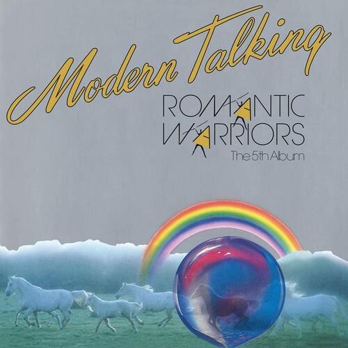 Modern Talking - Romantic Warriors [Limited 180-Gram Transparent Blue Colored Vinyl]