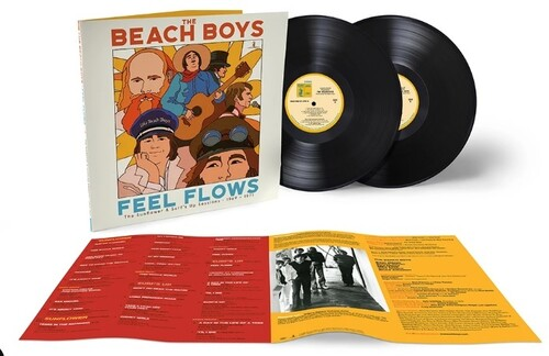 Feel Flows  The Sunflower & Surf's Up Sessions 1969-1971 [2 LP]