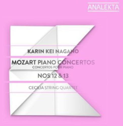 Piano Concertos 12 & 13