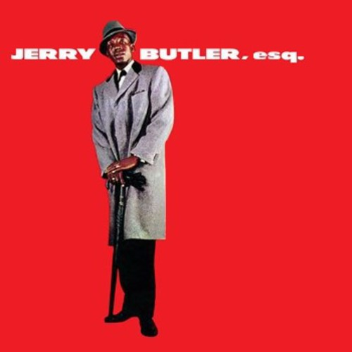 Jerry Butler Esq [Import]