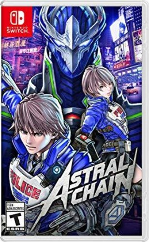 Swi Astral Chain - Astral Chain for Nintendo Switch
