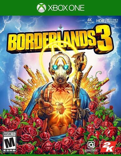 Xb1 Borderlands 3 - Borderlands 3 for Xbox One