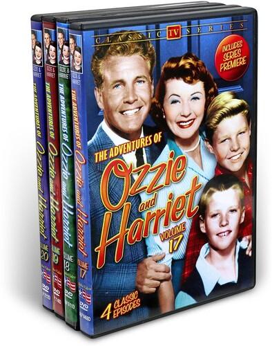 The Adventures of Ozzie & Harriet, Volumes 17-20