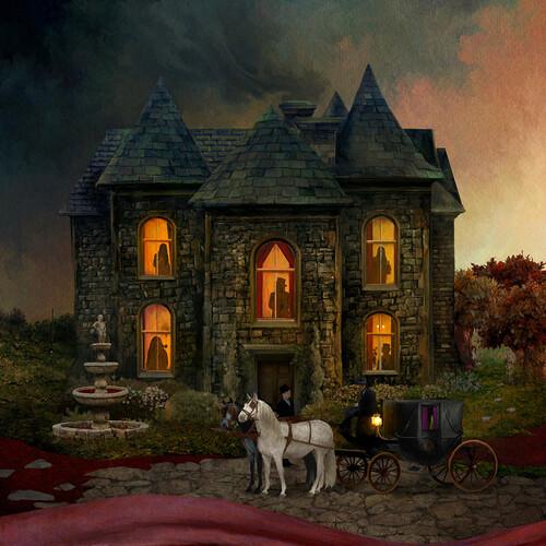 Opeth - In Cauda Venenum [Swedish & English 2CD]
