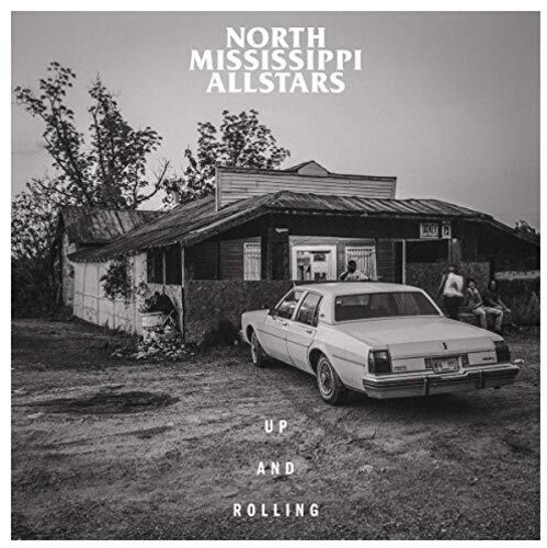 North Mississippi Allstars - Up and Rolling [LP]