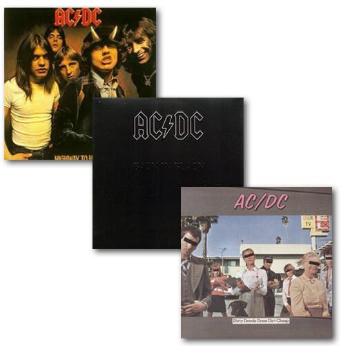 AC/ DC Starter Pack