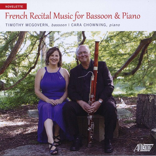 French Recital Music for Bassoon & Piano
