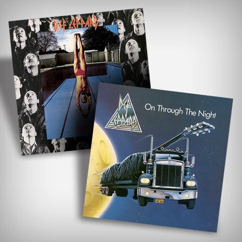 Def Leppard Vinyl Bundle