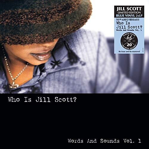 Jill Scott - Who Is Jill Scott?: Words and Sounds Vol. 1 [Limited Edition Blue 2 LP]