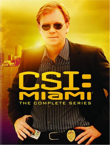 CSI: Miami: Complete Series